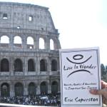 Live In Wonder, Wonder Around the World, Rome