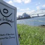 Live In Wonder, Wonder Around the World, Sydney