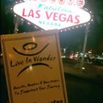 Live In Wonder, Wonder Around the World, Las Vegas